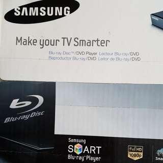 💯Brand New Samsung Blu-ray Player