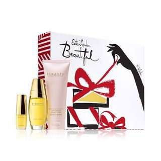 Estee Lauder BEAUTIFUL To Go  3-piece Limited Edition Gift Set
