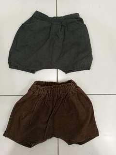 Whimsigirl Baby Pants short