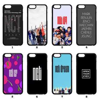 NCT Kpop Phone Case