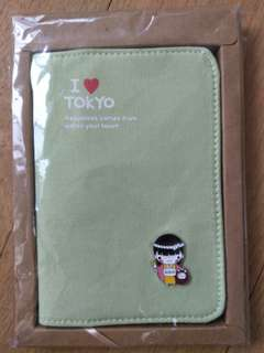 BN Japanese style green note book