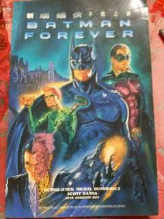 Batman Forever Comic