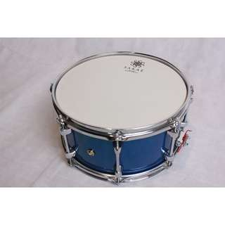 Sakae Snare Drum Maple Righty Halo (Lake Placid Blue)