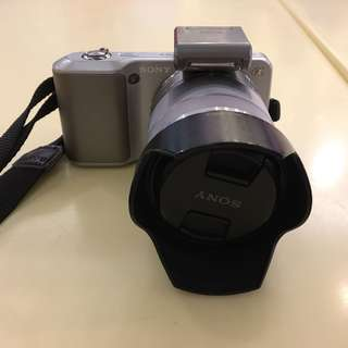 Sony Nex 3 18-55 Lens