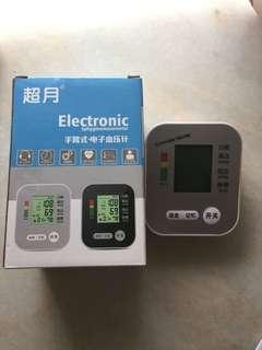 電子血壓計 New