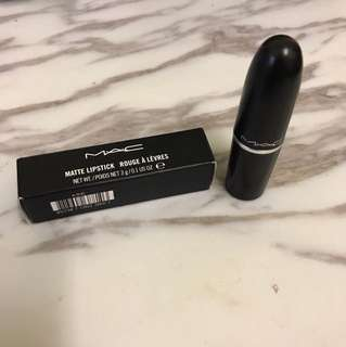 Mac matte lipstick - whirl