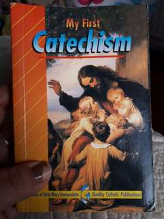First catechism book