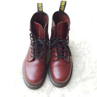 Dr.Martens Air Wair Leather Boots