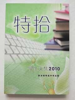 Chinese Essay