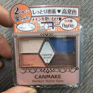 Canmake eyeshadow #12 13 15