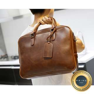 Tas Kulit Pria - Premium Briefcase Bag