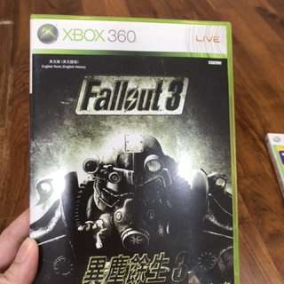 Xbox 360 Games Fallout 3