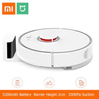 2018 Original XIAOMI Roborock S50 Robot Vacuum Cleaner 2 Smart Cleaning Planned for Home Office Wet Mopping Mobile App Control
