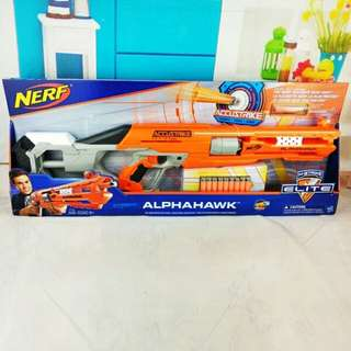 Nerf Gun alpha hawk