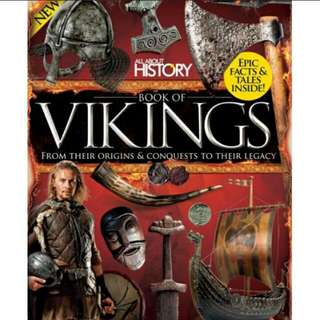 eBook All About History Book of Vikings (4rd Edition, 2016)