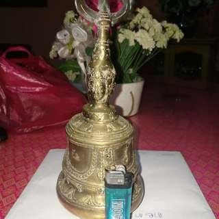 Antique Copper Bell