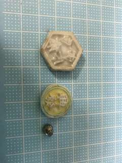1800s Siam/thailand Porcelain Gambling tokens