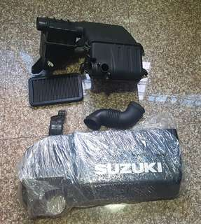 Suzuki Swift sport air filter engine cover