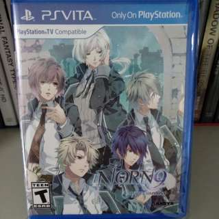 PS Vita - Norn9: Var Commons