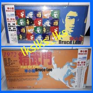 BRUCE LEE 李小龍 30周年 珍藏紀念版 (12 VCD) Boxset