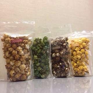 Pop Corn Homemade All Variant Enak 👍🏻👍🏻