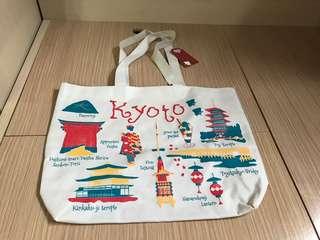 環保袋(購於京都)