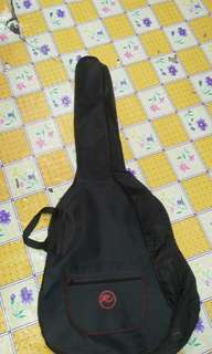 selling rj acoustic guitar brand new