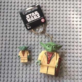 Star Wars Yoda Jumbo Keychain