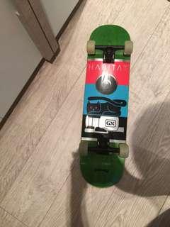 滑板 Skateboard