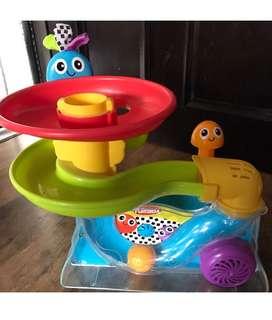 Playskool ball popper toy