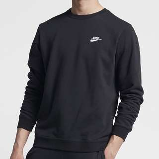 [PO] Nike Black Sweat Shirt