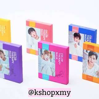 meloMELI x JBJ Colour Therapy Mask