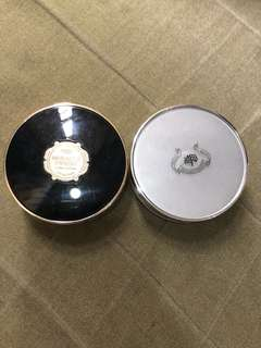 Authentic Faceshop compact for cushion foundation (lot of 2)