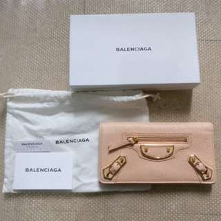 100%real Balenciaga wallet 銀包