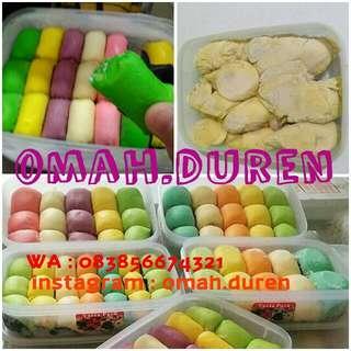 Pancake & Durian Kupas Surabaya