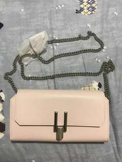 Charles & Keith Wallet with metallic sling