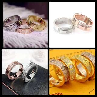 Love ring / Couple Ring