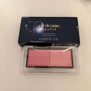 Cpb cle de peau powder blush 胭脂