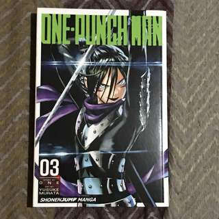 One Punch Man Vol. 3