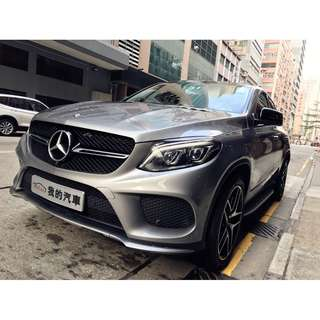2015年 MERCEDES-BENZ GLE450