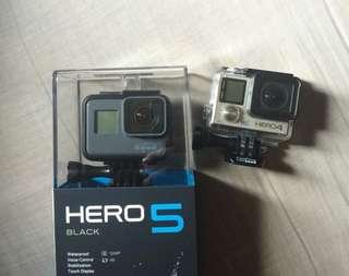 Gopro Rent (Sewa Gopro) Hero 4 & Hero 5
