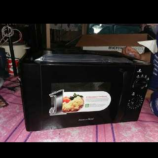 AMW-22 American Home Microwave Oven 20liter capacity