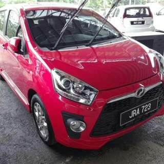 Perodua Axia advance