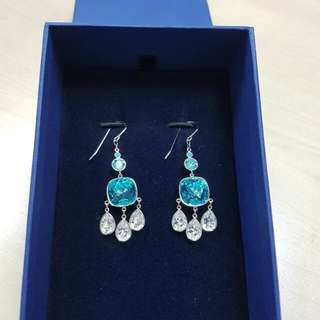 Authentic Swarovski Crystal Earring