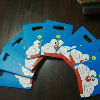 Doraemon Mini Bags (8pcs)