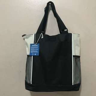Tote in polyester canvass