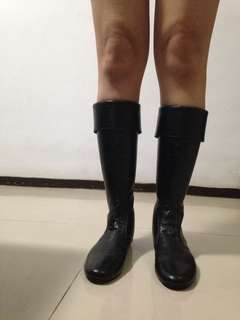 Boots Kulit From Gift