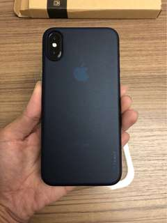IPhone X luxury case