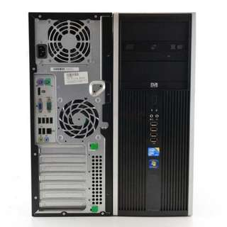 HP Elite 8100 intel i7 desktop