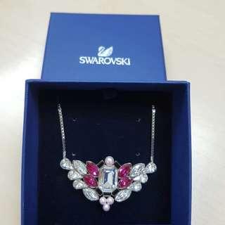 Authentic Swarovski Crystal Pendant Necklace